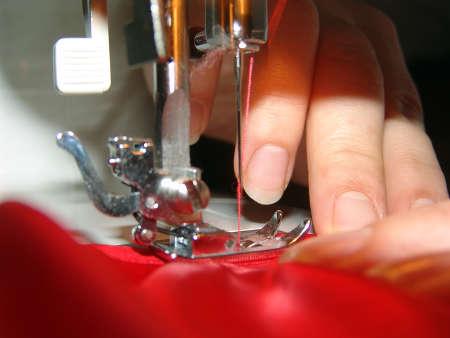 Sew clothes