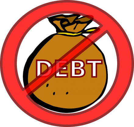 trim down debts